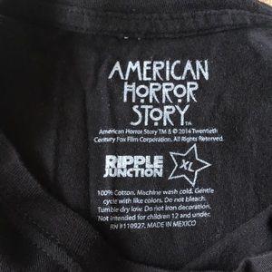 Hot Topic Tops - NWOT American Horror Story Shirt